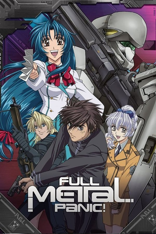 Full Metal Panic! Saison 2