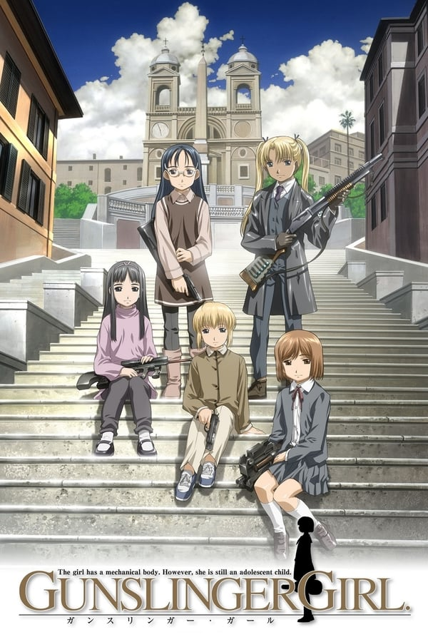 Gunslinger Girl Saison 1