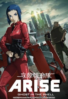 Koukaku Kidoutai Arise: Ghost In The Shell – Border:2 Ghost Whispers