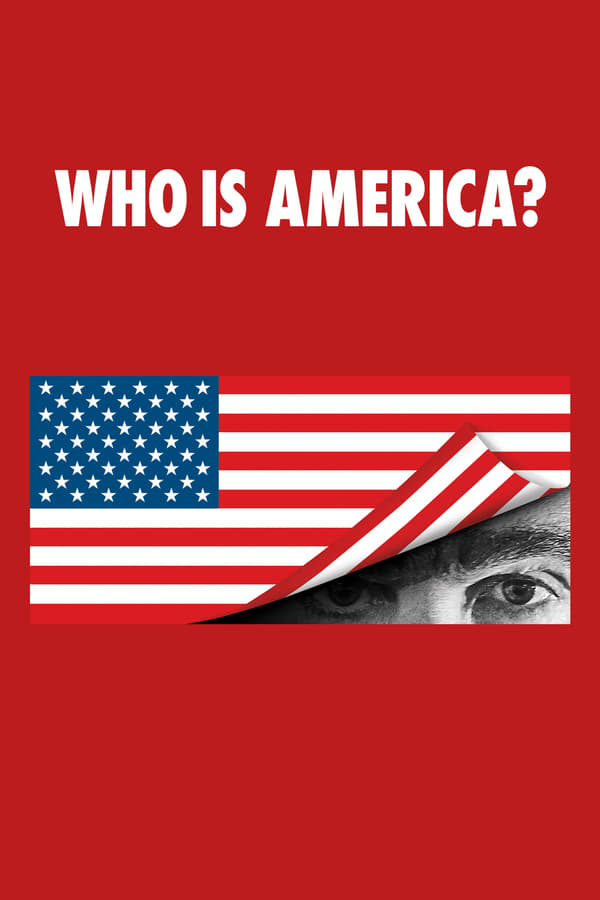 Who Is America? Saison 1