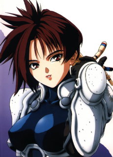 Iria: Zeiram The Animation OVA VF